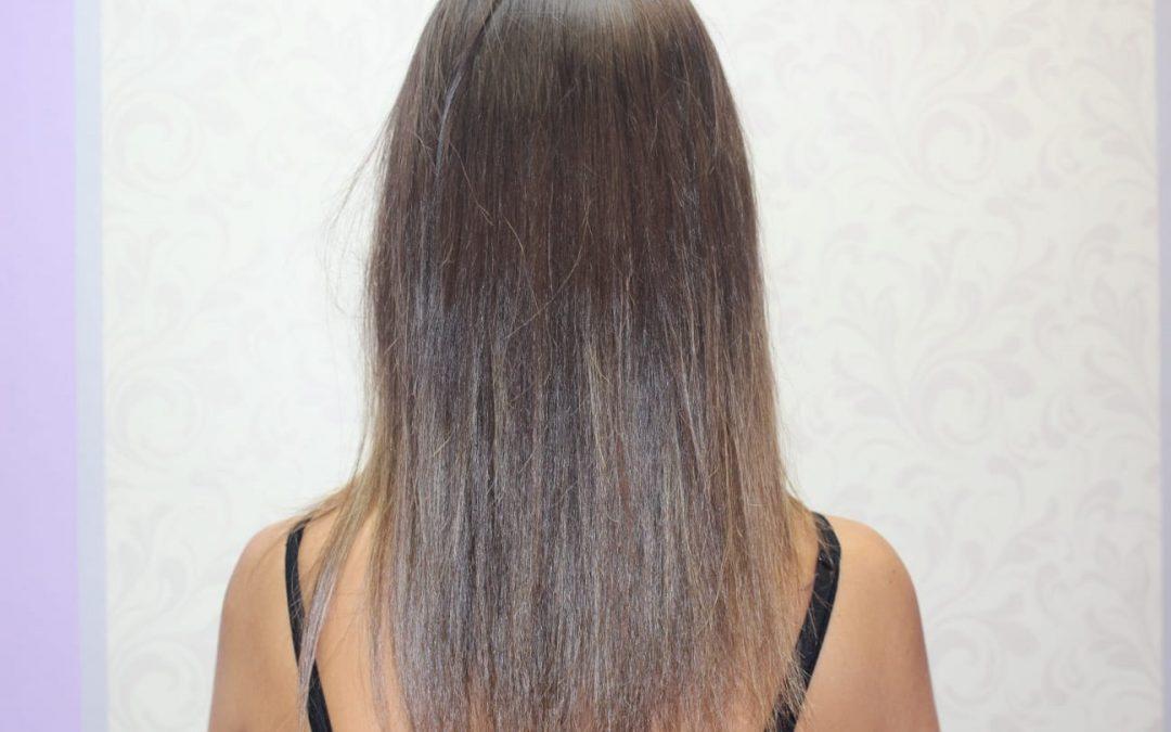 Alisado Definitivo sin daño al cabello