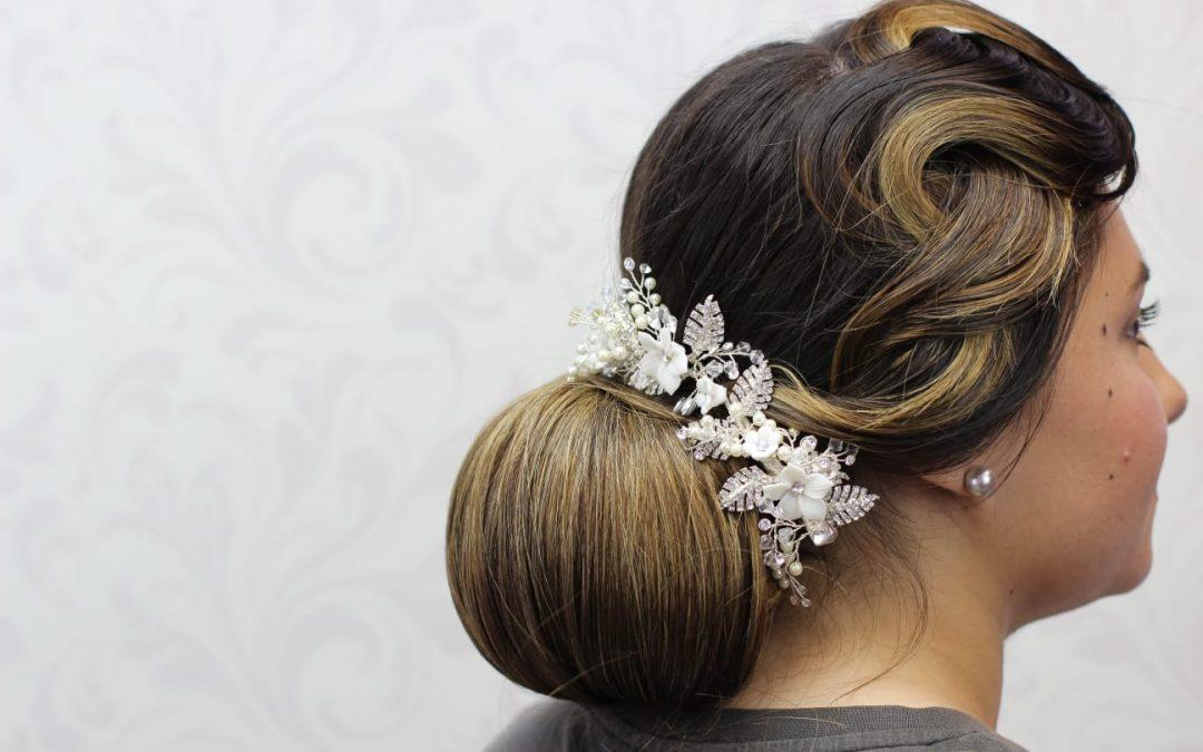 Esta es una de nuestras propuestas para el 2019 para peinados de bodas